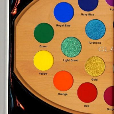 glamlite paint palette