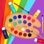 Glamlite Cosmetics Paint Palette